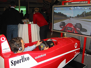 formula one racing simulation - photo #14